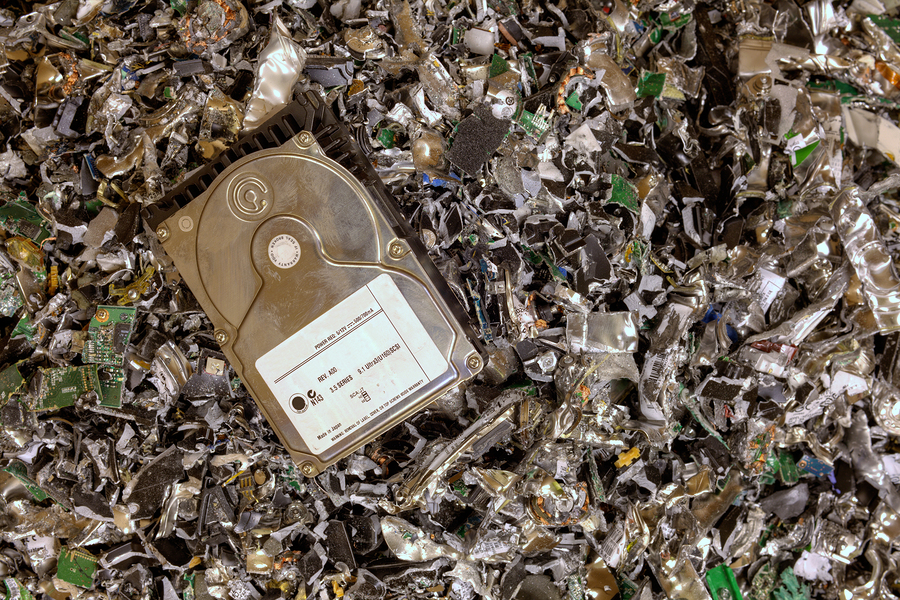 Data Destruction helps protect information