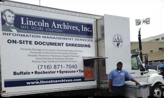 For Shredding Events in Buffalo NY, Choose a Buffalo Company.