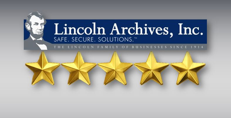 Top Five Reasons to Choose Lincoln Archives for Your Shredding Needs