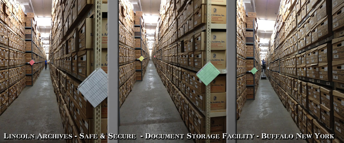 Document Storage Overview: